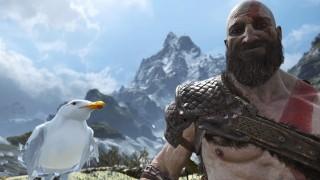Sony показала ранний прототип новой God of War