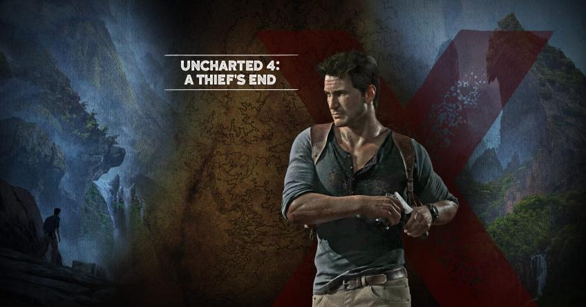 На Amazon появился арт для обложки Uncharted 4: A Thief's End