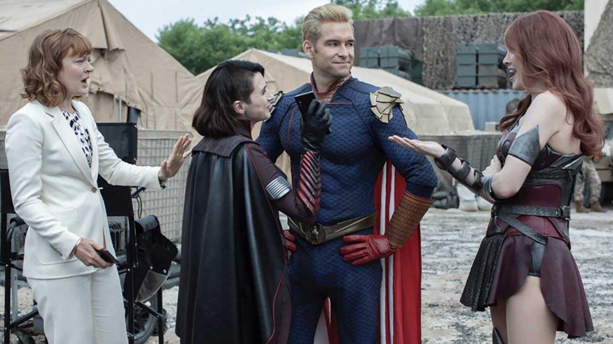 СМИ: в разработку запущен спин-офф «Пацанов» про школу супергероев