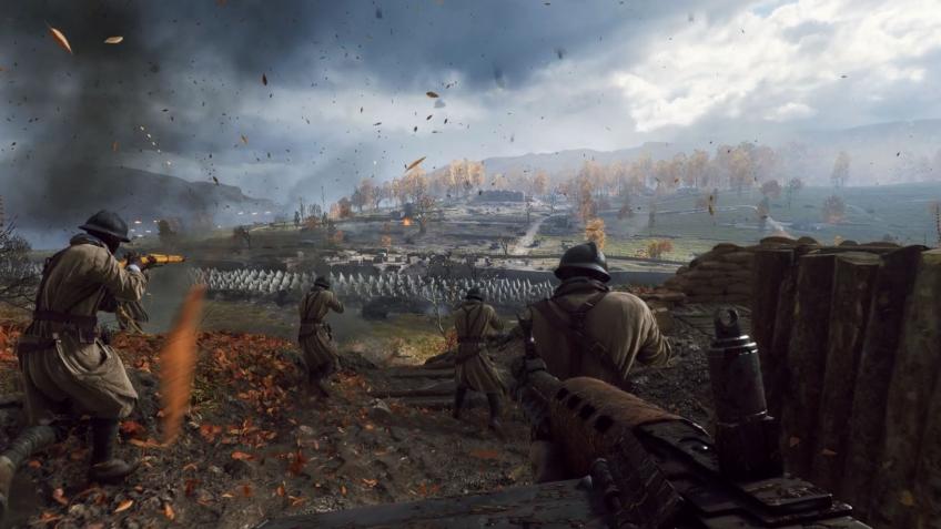 С новым патчем Battlefield 5 получит DLSS-сглаживание