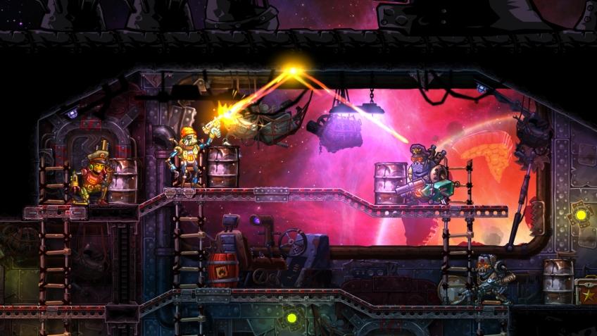 SteamWorld Heist: Ultimate Edition готовится к выходу на Nintendo