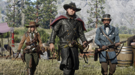Rockstar откатила проблемный патч для Red Dead Online