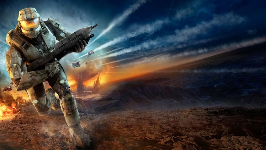 В сети появился геймплейный ролик из отмененной игры в серии Halo