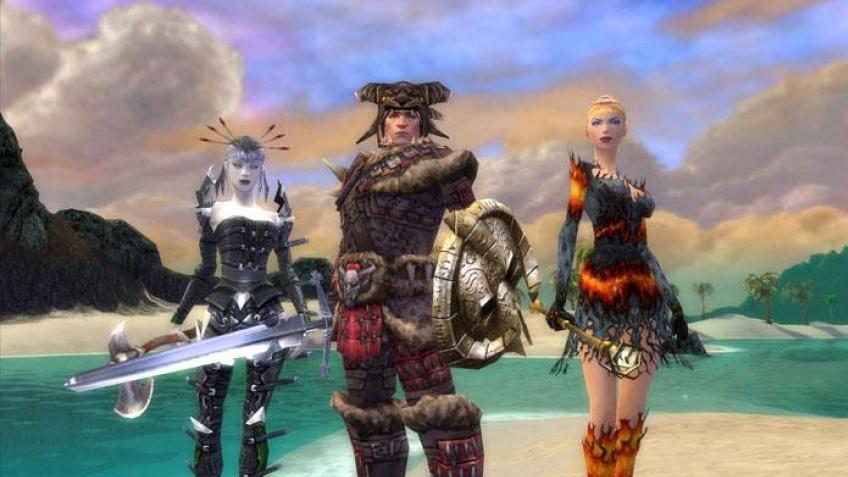 Новые смотрины Guild Wars