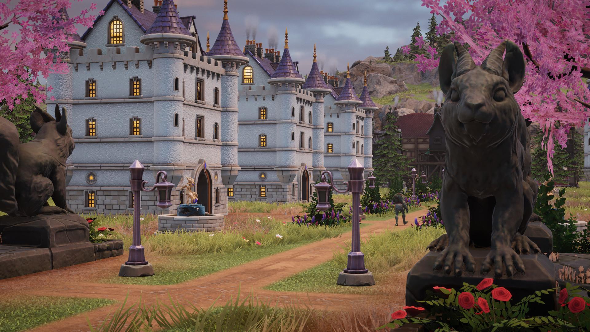 Дом для орка: Distant Kingdoms вышла в ранний доступ Steam и GOG