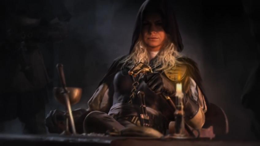 «Гвинт» получил дополнение «Пылающий костёр» — первое из комплекта о волшебниках
