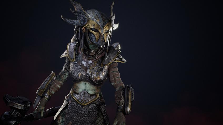 Для Predator: Hunting Grounds вышло DLC с новым классом — хищницей-валькирией