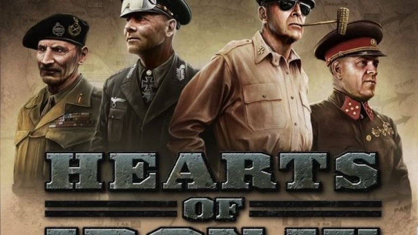 Разработчики Hearts of Iron IV показали геймплей игры