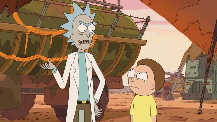 Первый трейлер четвёртого сезона «Рика и Морти»