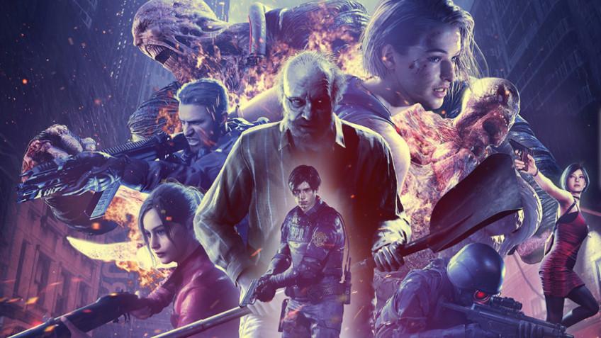 Клиент открытой беты Resident Evil Re:Verse уже можно скачать