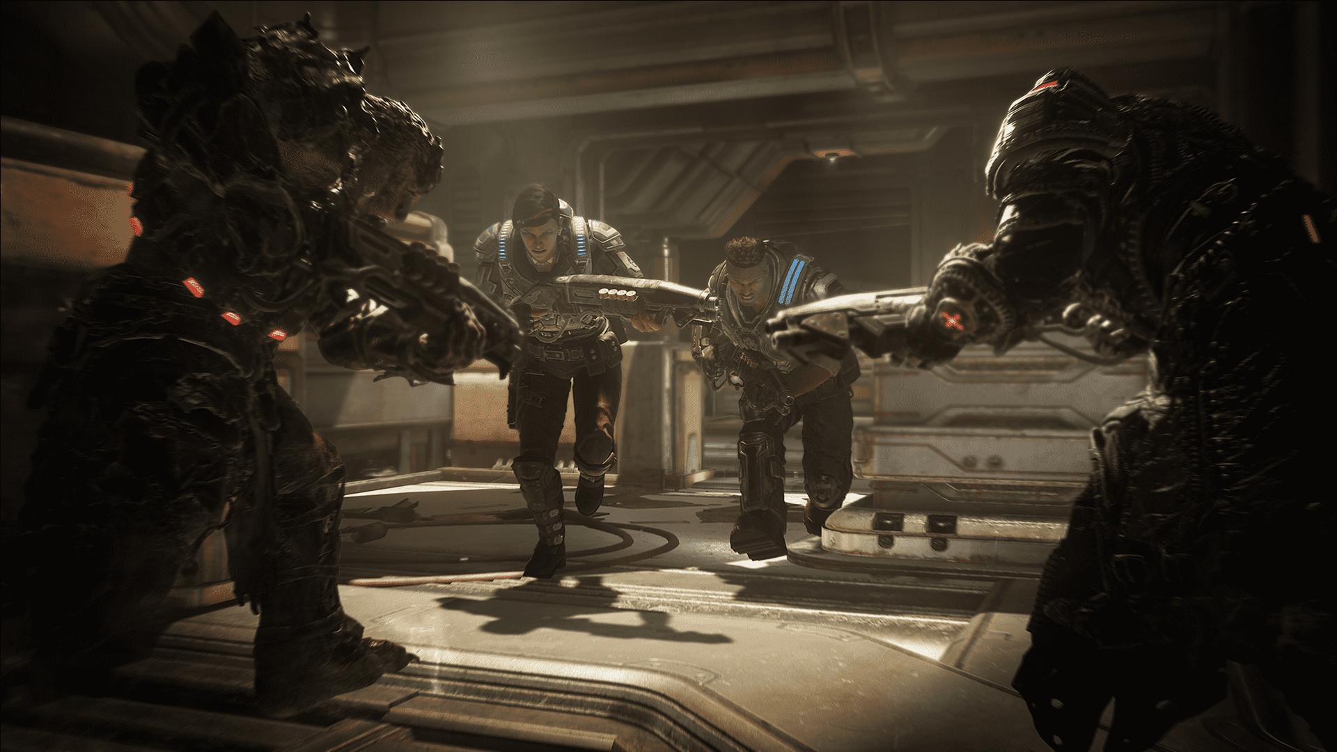 На следующей неделе в Gears5 появится новая ранговая система