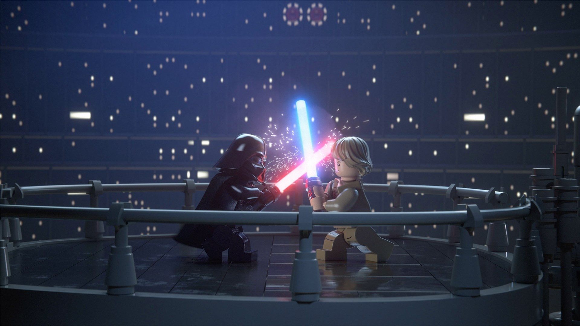 Девять в одном: свежий трейлер LEGO Star Wars: The Skywalker Saga