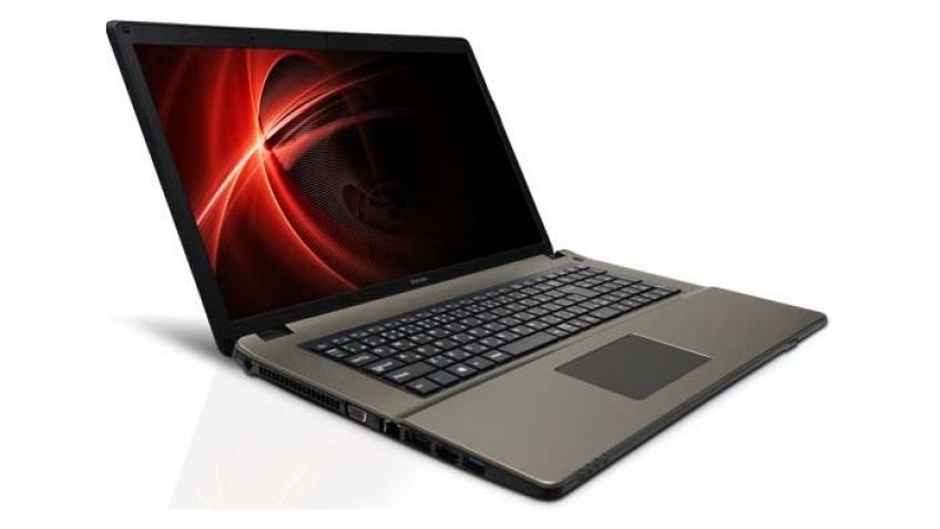 iiyama представила игровой ноутбук 17H7100-i5-LEB