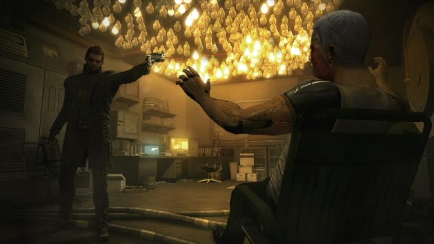 Анонсирован фильм по мотивам Deus Ex: Human Revolution