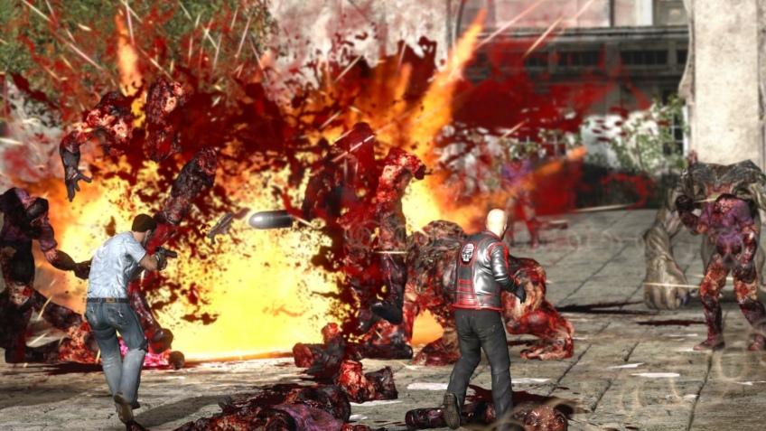 Скорпион накажет пиратов в Serious Sam3