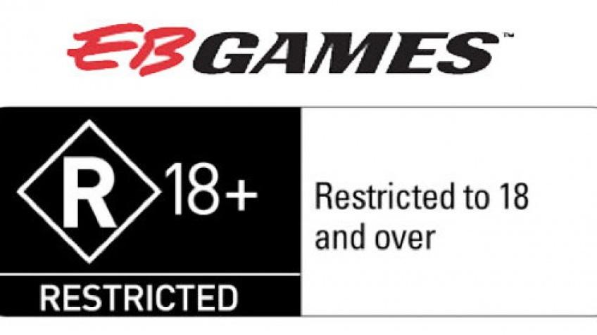 EB Games за взрослых австралийцев