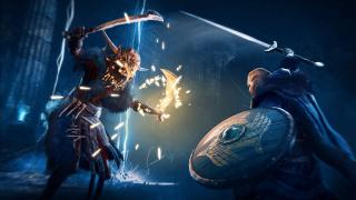 Одноручные мечи добавят в Assassin's Creed Valhalla в следующем крупном патче