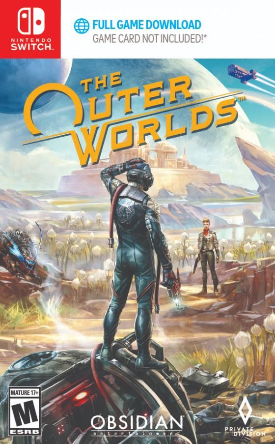 The Outer Worlds доберётся до Nintendo Switch уже6 марта