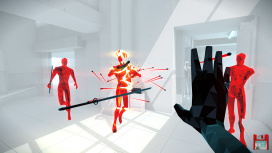 SUPERHOT: Mind Control Delete выйдет16 июля, и её подарят покупателям первой части