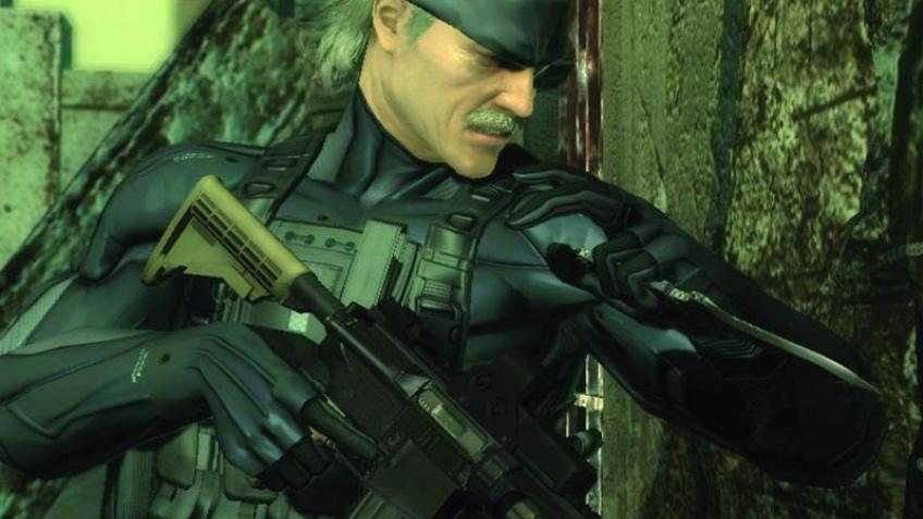 Metal Gear Solid на большом экране?