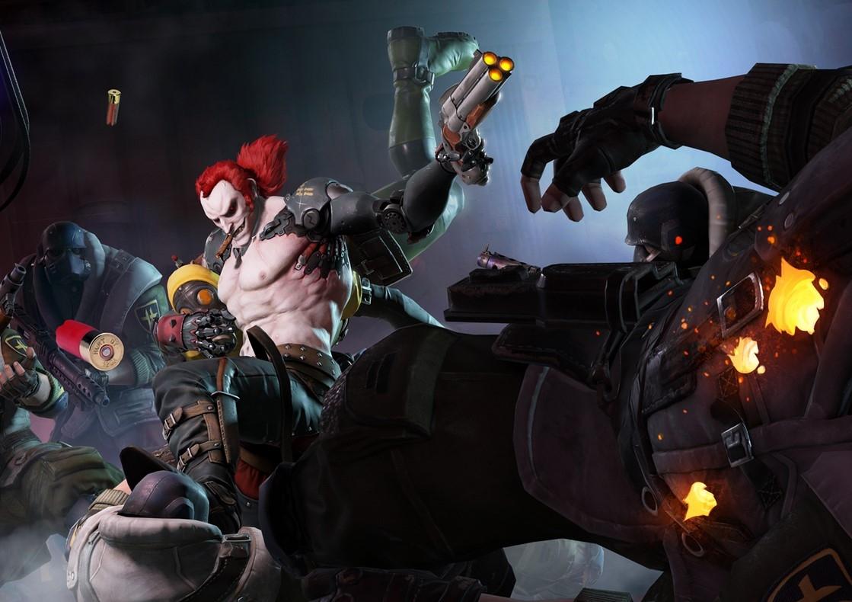 Raiders of the Broken Planet превратится в Spacelords и станет бесплатной