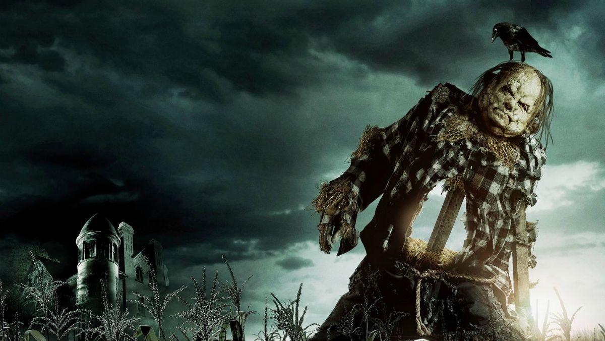Гильермо дель Торо сочинил «Страшные истории для рассказа в темноте»