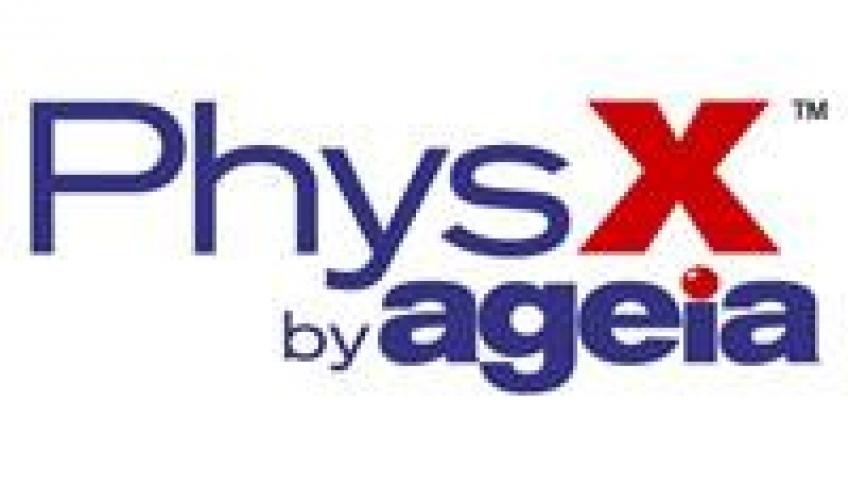 GeForce8 и программный PhysX
