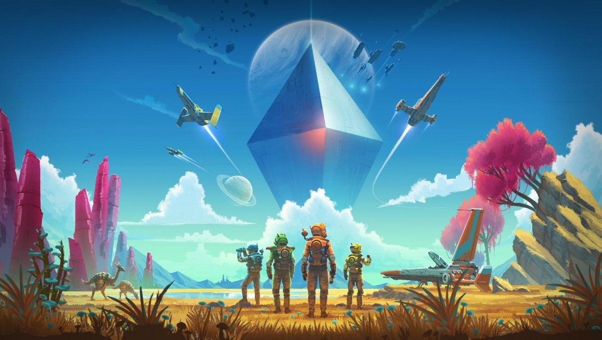 Авторы No Man's Sky сдержат своё обещание — в игре появится мультиплеер!