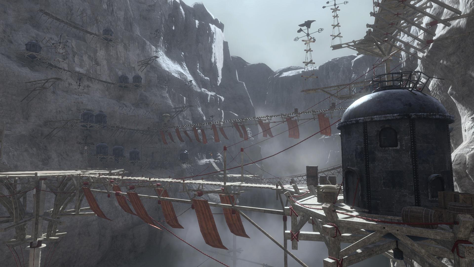 Square Enix показала концепт-арты и скриншоты NieR Replicant