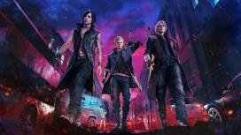 Devil May Cry 5 на TGS 2018: новый трейлер, свежие скриншоты и старые персонажи