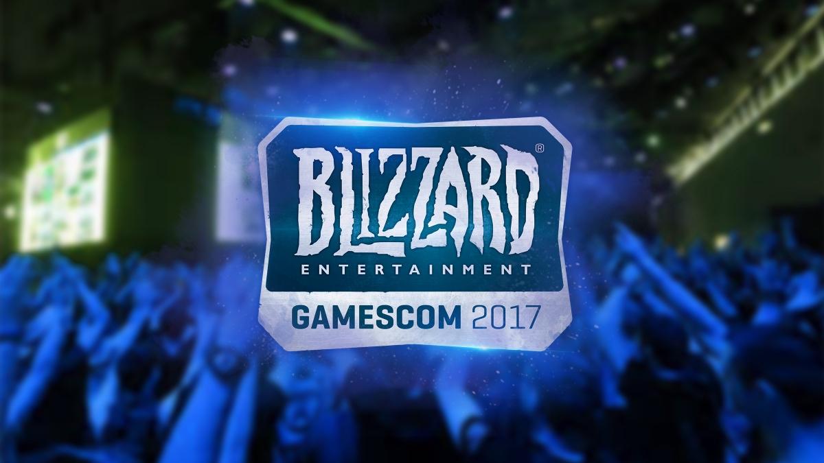 Blizzard рассказала о своих планах на gamescom 2017
