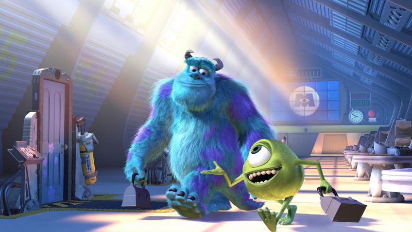 Вышел тизер мультсериала по «Корпорации монстров» для Disney+