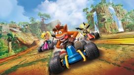 Авторы Crash Team Racing Nitro-Fueled представили первый сезон контента