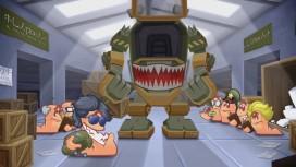 В игре Worms W.M.D. появится огромный робот
