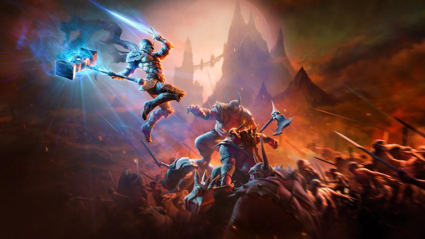 Вышел первый геймплейный трейлер Kingdoms of Amalur: Re-Reckoning