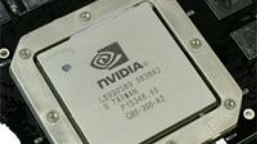 NVIDIA начала продавать GeForce GTS 240