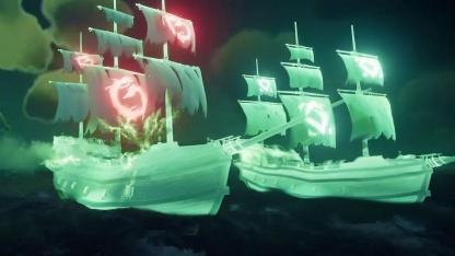 К Sea of Thieves скоро выпустят дополнение The Seabound Soul