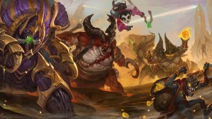 Следствие давления Activision: Blizzard сокращает команду Heroes of the Storm