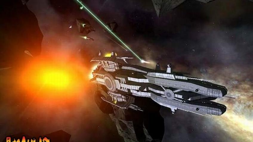 Imperium Galactica III — демо