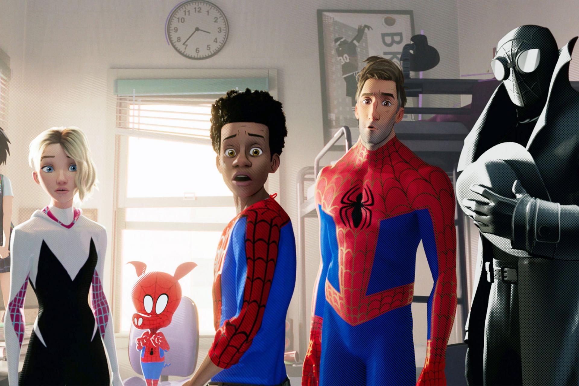 Сиквел «Человек-паук: Через вселенные» поставят сразу три режиссёра