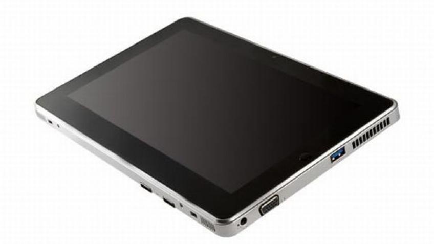 Планшет Gigabyte на основе Windows 7 и Intel Atom