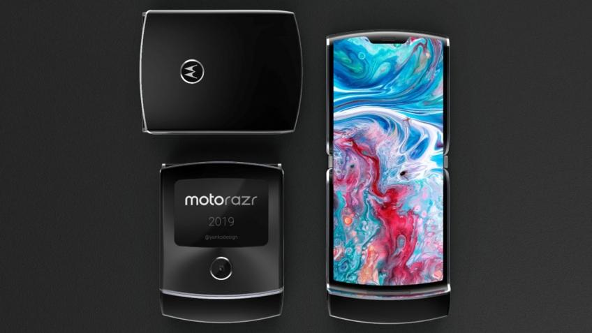 Складной смартфон Motorola RAZR прошёл сертификацию Bluetooth SIG