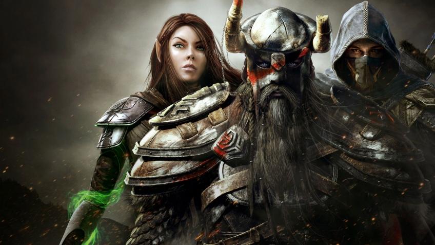 Вышло «золотое» издание The Elder Scrolls Online