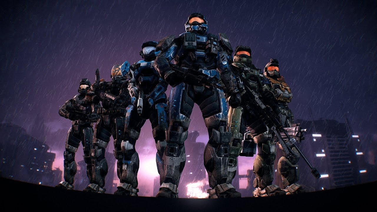 Halo: Reach запустилась в 4к на максимальных настройках