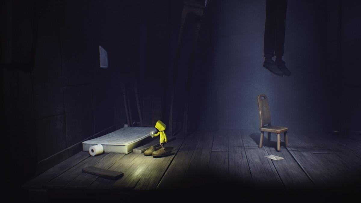 Создатели Little Nightmares тизерят дополнение