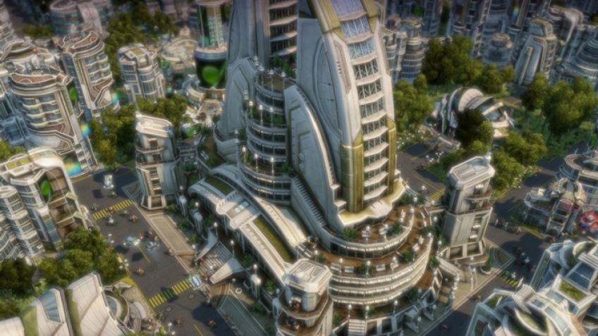 Водный мир Anno 2070