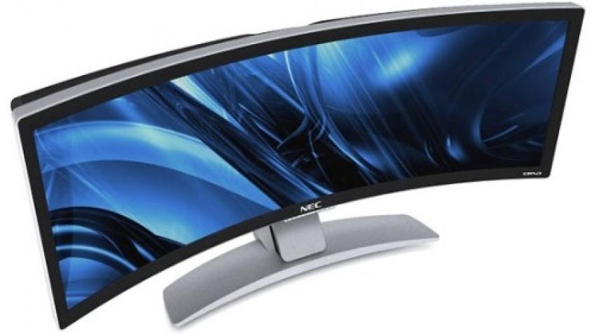 Мониторы с изогнутым экраном пойдут массы в 2015 году