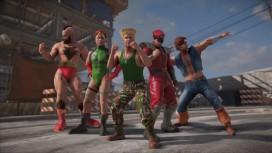Игроки в Dead Rising4 смогут стать героями Street Fighter