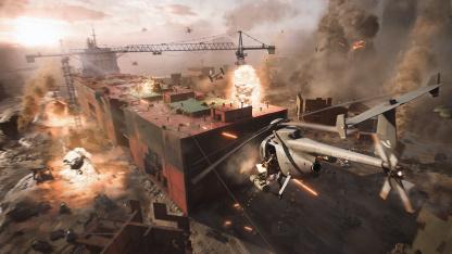 В Battlefield 2042 постоянное подключение к сети требуется даже для тренировок с ботами