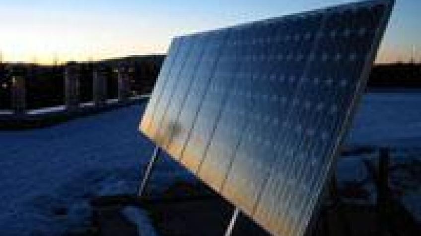 Солнечные аккумуляторы Intel